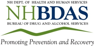 NH Bureau of Drug and Alcohol Services Logo